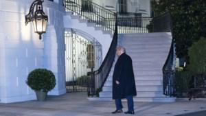 Wat als Trump het Witte Huis weigert te verlaten?