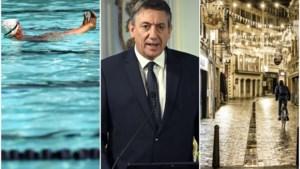 OVERZICHT. Vlaamse regering sluit cultuurhuizen en beperkt sport en jeugdactiviteiten