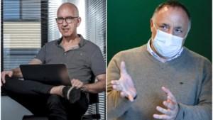 """Experts Molenberghs en Van Ranst tevreden met """"partiële lockdown"""""""