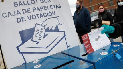 Verkiezingen Amerika uitgelegd: waarom is stemmen per post omstreden?