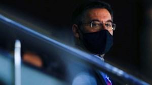 Einde aan soap? Barça-voorzitter Bartomeu stapt dan toch zelf op
