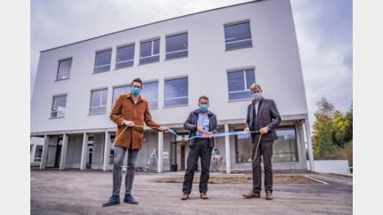 Officiële opening nieuw gebouw Spectrumcollege: meer dan 500 extra plaatsen