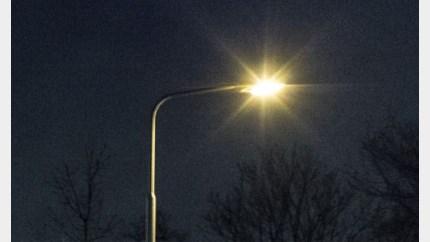 Straatverlichting werkt niet in Beringen Leopoldsburg en Heusden-Zolder door defect