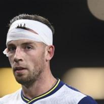 Toby Alderweireld niet zonder kopzorgen naar Antwerpen: verdediger loopt hoofdwonde op in match tegen Burnley