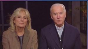 Welles-nietes-spelletje: Joe Biden lijkt Donald Trump te verwarren met George Bush
