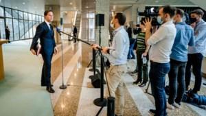 """Mark Rutte: """"Aangifte van president Erdogan tegen Wilders is niet acceptabel"""""""