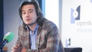 Moordenaar breekt ribben van Limburgse magistraat die zelf in cel belandt