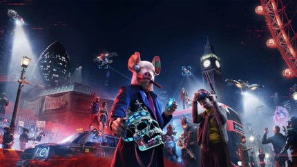 <B>GAMES. Bouw een legioen aan hackers met 'Watch Dogs: Legion'</B>