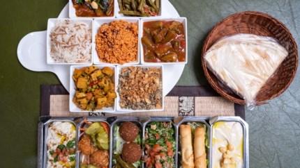 Limburg telt één Libanees restaurant: wij smulden van al het lekkers