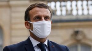 """Frankrijk vanaf vrijdag terug in lockdown, maar """"economie mag niet stilvallen"""""""