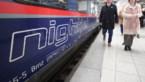 Nachttrein België-Oostenrijk maand lang opgeschort