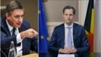 Premier De Croo maakt komaf met de Vlaamse chaos