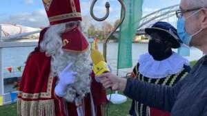 Sint komt toch toe in Hasselt (en moet meteen in quarantaine)