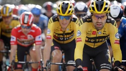 """Dumoulin verlaat Vuelta en richt zich op volgend seizoen: """"Dit heeft geen zin"""""""