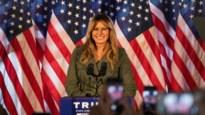 Melania Trump geeft scherpe toespraak op eerste solo campagnebijeenkomst