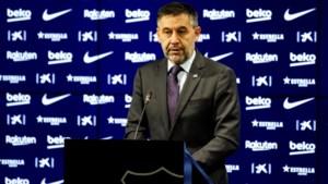 Bartomeu treedt af als voorzitter van Barcelona