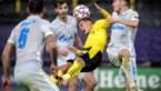 Ingevallen Thorgan Hazard van goudwaarde voor Dortmund