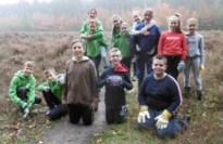 Leerlingen 3de graad VBS Ellikom zijn thuis in natuurgebied Aen de Slagmolen