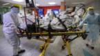 Nooit eerder zo veel coronapatiënten in onze ziekenhuizen, 132 overlijdens in één dag