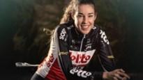 Bilzense Lone Meertens, masterstudente en wielrenster bij Lotto Soudal Ladies