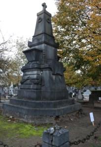 350 infoborden geven verwaarloosde zerken op begraafplaatsen aan