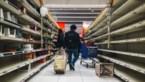 Drukte in Franse winkels uren voordat lockdown ingaat