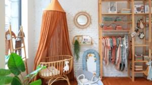 Shoppen in Diest: schattige kinder- en babyspullen bij Juffrouw Ooievaar