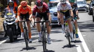 """Corona teistert nu ook volgend seizoen: """"Tour Down Under 2021 gaat niet door"""""""