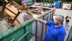 Mondmasker verplicht in recyclagepark, geen papierophaling in 5 gemeentes