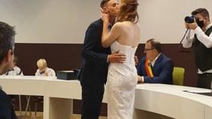 Prijs voor Dylan Teuns: in het huwelijk getreden met zijn Lies