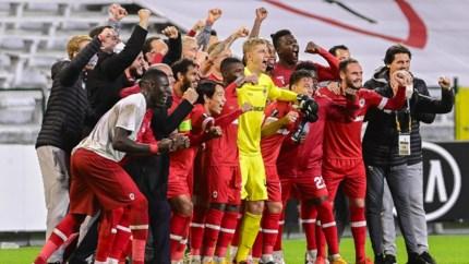 Antwerp stunt tegen Tottenham en pronkt met 6 op 6