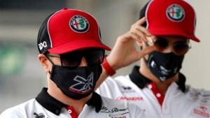 Ouderdomsdeken Kimi Räikkönen (41) doet er nog een jaartje bij in Formule 1