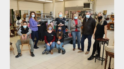 Nieuw concept van Kringwinkel in Rotem: de Burenwinkel