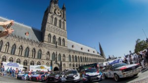 WK-rally in Ieper geschrapt, maar organisatie hoopt nog op 2021