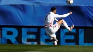 Eden Hazard scoort meteen met heerlijk afstandsschot bij eerste basisplek van het seizoen voor Real Madrid