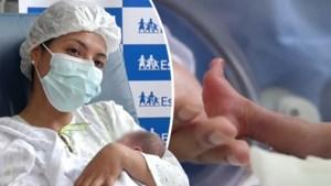 Te vroeg geboren baby'tje start leven met positieve coronatest, maar nu is er goed nieuws