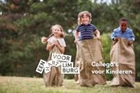 Een Hart voor Limburg lanceert actiemaand 'Collega's voor Kinderen'