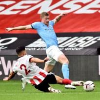 PREMIER LEAGUE. Kevin De Bruyne tekent tegen Sheffield United voor derde assist op enkele dagen tijd, Ziyechh loodst Chelsea naar de zege