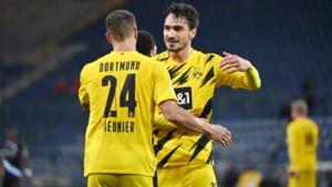 Dortmund-Belgen winnen, maar dreigen Haaland én Hummels te missen tegen Club Brugge
