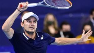 David Goffin start met duel tegen kwalificatiespeler in tweede ronde van ATP-toernooi Parijs