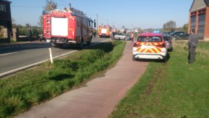 Motorrijder verongelukt in Voeren: afgevoerd met traumahelikopter