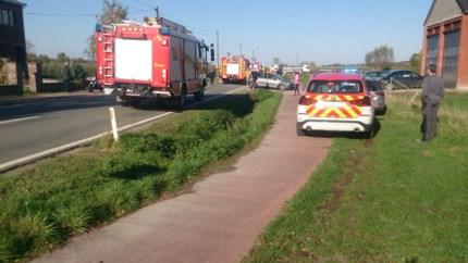 Motorrijder aangereden in Voeren: afgevoerd met traumahelikopter