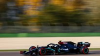 Valtteri Bottas snoept polepositie af van Lewis Hamilton