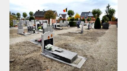 Meer dan duizend graven op kerkhof geruimd