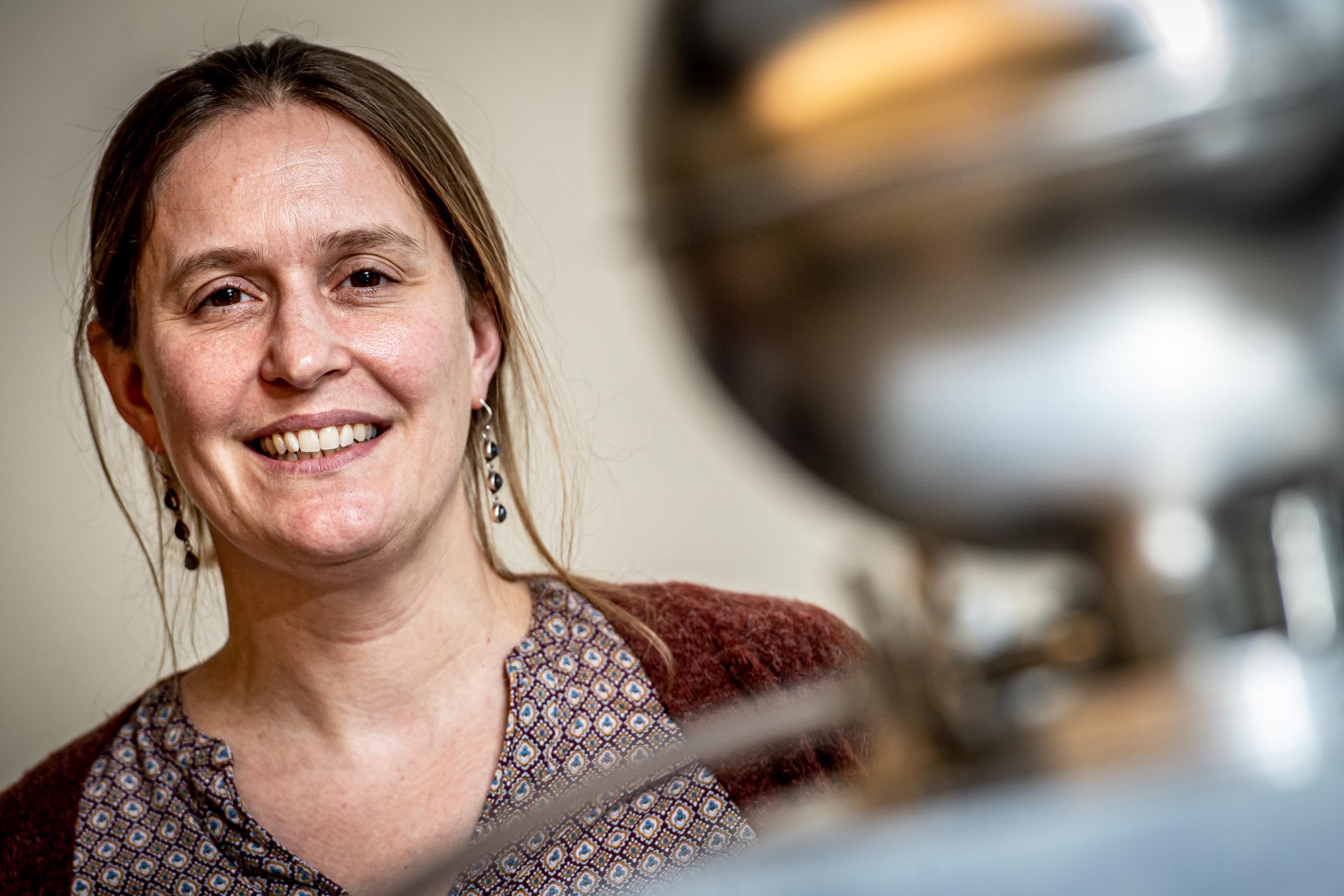 Belgische bestuurt Mars-robot van aan haar bureau - Het Belang van Limburg
