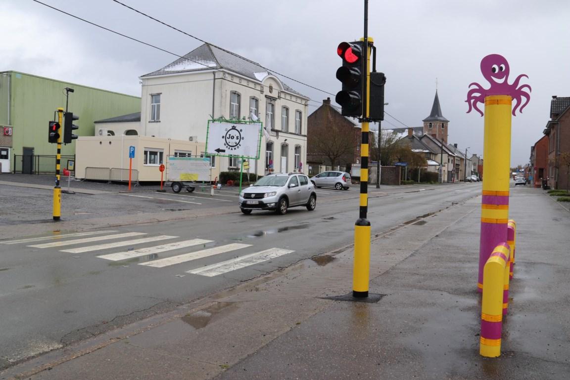 Slimme verkeerslichten laten snelheidsduivels voor rood