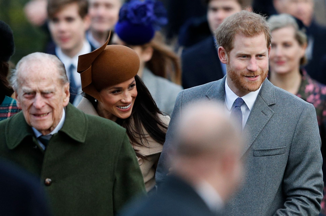 Harry komt naar begrafenis van grootvader, Meghan Markle niet