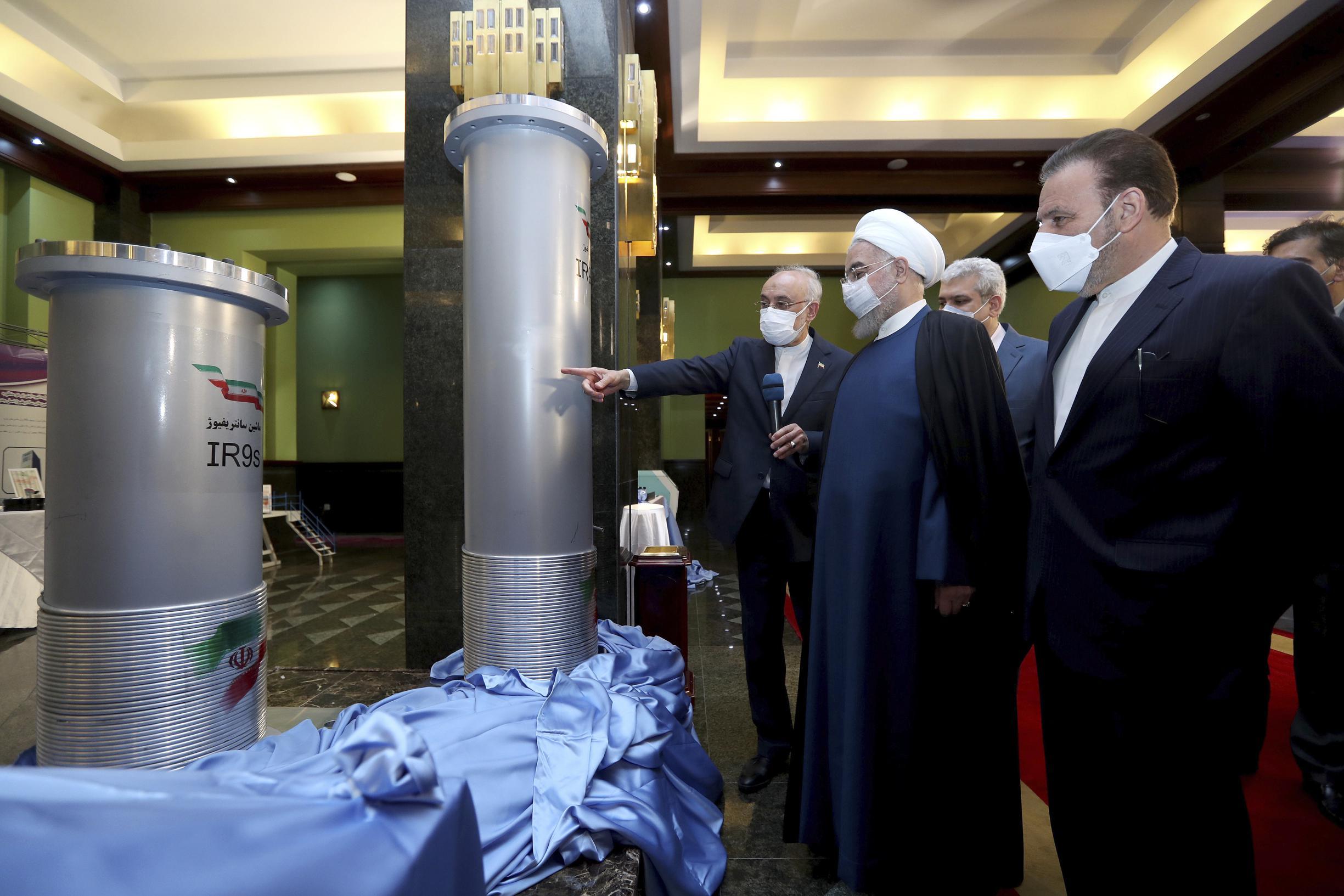 """Teheran zweert wraak voor """"nucleair terrorisme"""" van Israël"""