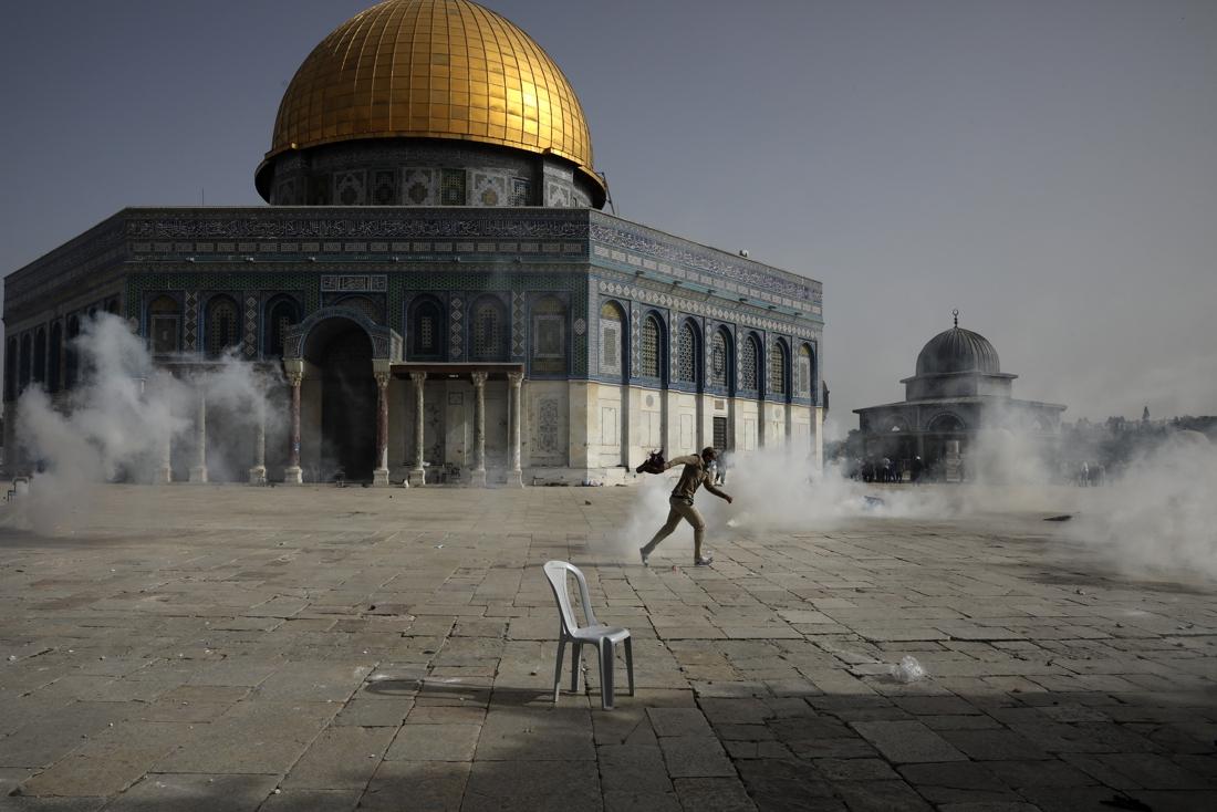 """Spanning loopt op tussen Israël en Palestina: """"Rode lijn is overschreden"""""""