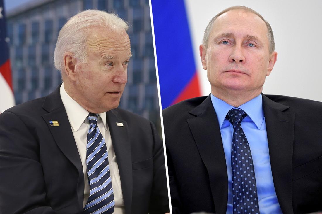 Killer dan de Koude Oorlog: topontmoeting Biden-Poetin start in sfeer van vijandelijkheid